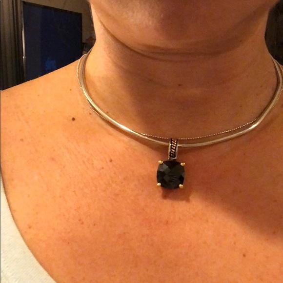 Necklaces 3, amethyst.